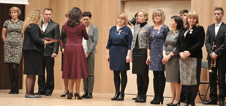 Elbląscy nauczyciele zostali wyróżnieni Medalami Komisji Edukacji Narodowej