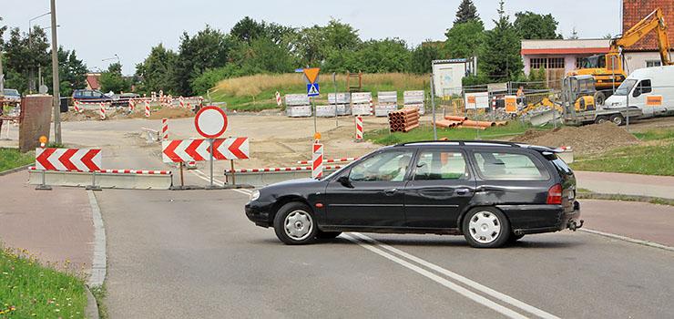 Tym skrzyżowaniem już nie przejedziesz. Ile potrwa na nim budowa ronda ósemkowego?