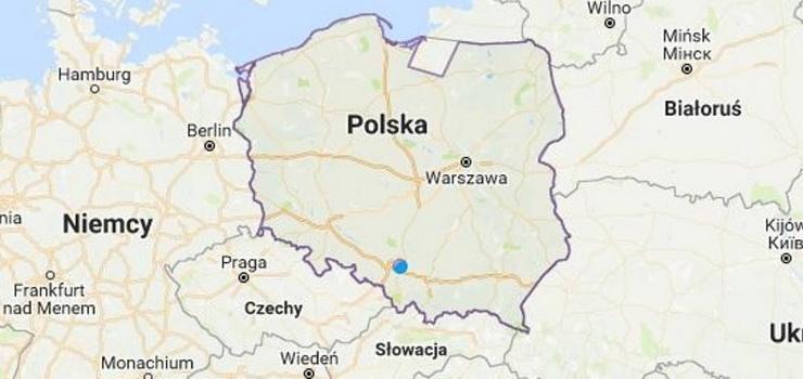 Rosja Zajela Czesc Terytorium Polski Wedlug Google Tak Okolice