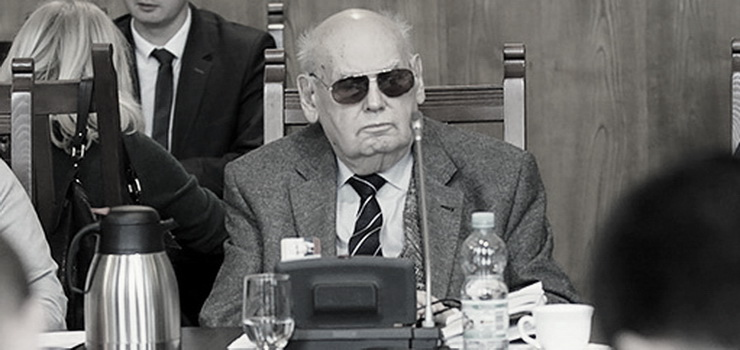 Zmarł radny Zdzisław Olszewski. Wiemy, gdzie i kiedy zostanie pochowany