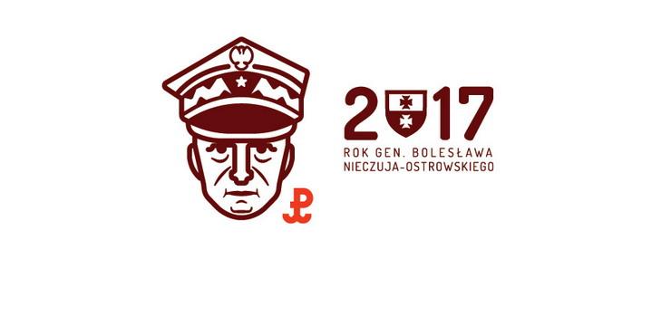 Rok Generała Nieczuja-Ostrowskiego. Miasto przygotowało okolicznościowe logo