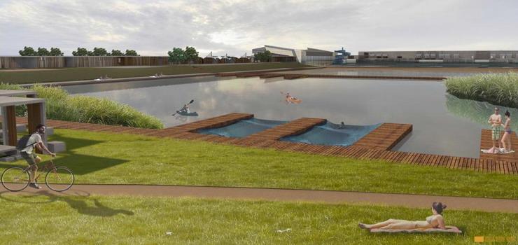 Rewitalizacja kąpieliska miejskiego na Dolince zacznie się w przyszłym roku? Jego projektowanie dobiega końca