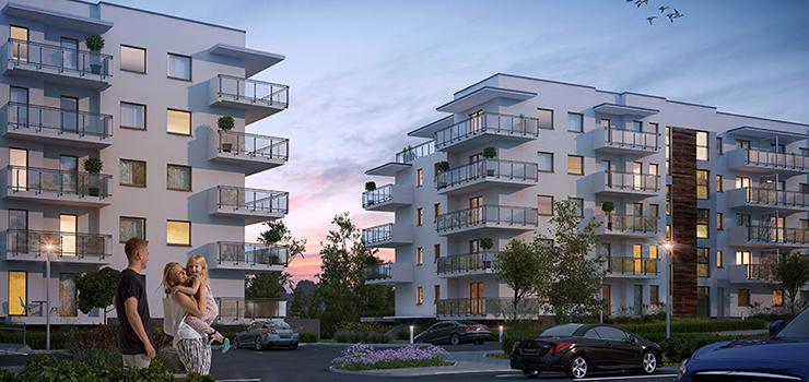 Zainteresowanie mieszkaniami na Osiedlu Sadowa nie słabnie. Ruszyła sprzedaż trzeciego budynku