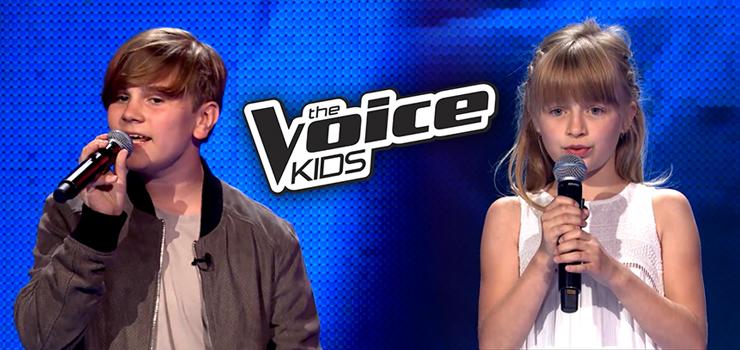 Gabrysia i Maks podbili serca jurorów. Elblążanie mają mocną reprezentację w The Voice Kids
