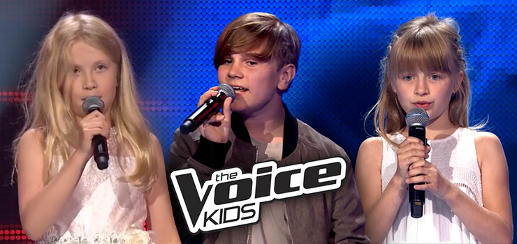 Pierwsze Bitwy w Voice Kids za nami. Elbląska ekipa się wykrusza