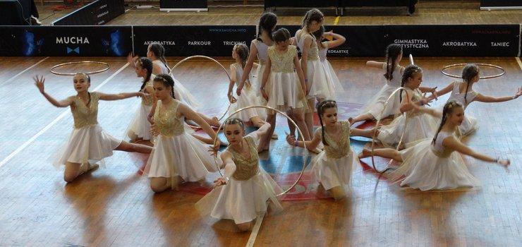 Dobry występ tancerzy centrum Cadmans na turnieju w Gdyni