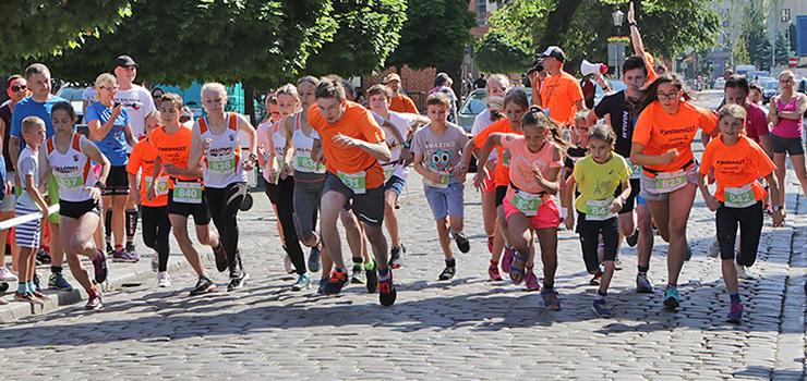 Oprócz Garmin Iron Triathlon w Elblągu odbyły się także zawody Garmin Kids! - zobacz zdjęcia
