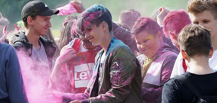 Festiwal Kolorów ozdobą Dni Elbląga - zobacz zdjęcia