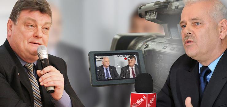 """S. Rembelski i W. Wróblewski stanęli w obronie dziennikarzy. """"Dostęp prasy do informacji to jedna z zasad demokracji"""""""