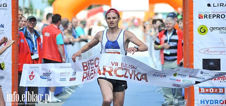 Ponad setka chętnych na Bieg Piekarczyka