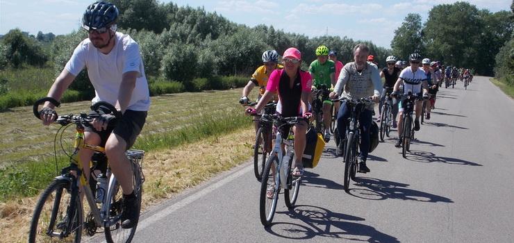 Wycieczka rowerowa po GreenVelo
