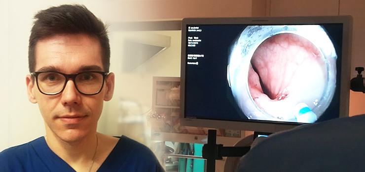 Kolonoskopia i gastroskopia coraz bardziej dokładna. Nowość w gastroenterologii: Zabieg ESD