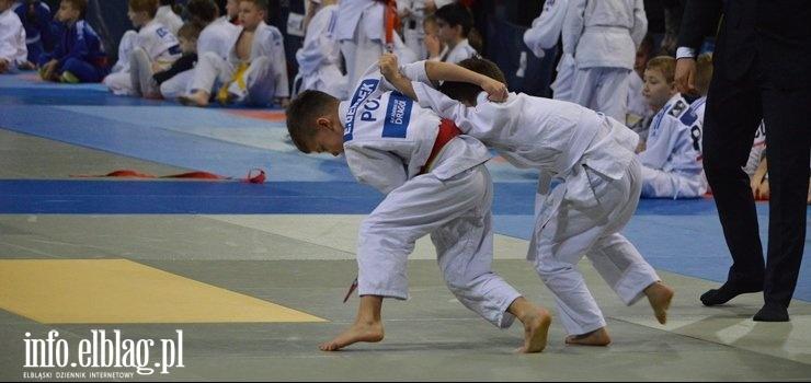 Za nami X TOMITA CUP - Mikołajkowy turniej judo dla dzieci