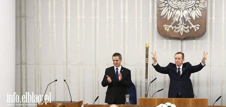 """Senat odrzucił nowelizację ustaw sądowych. Jerzy Wcisła: Razem mówimy """"nie"""" kneblowaniu ust sędziom"""