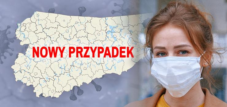 44 osoba zakażona koronowirusem w naszym województwie