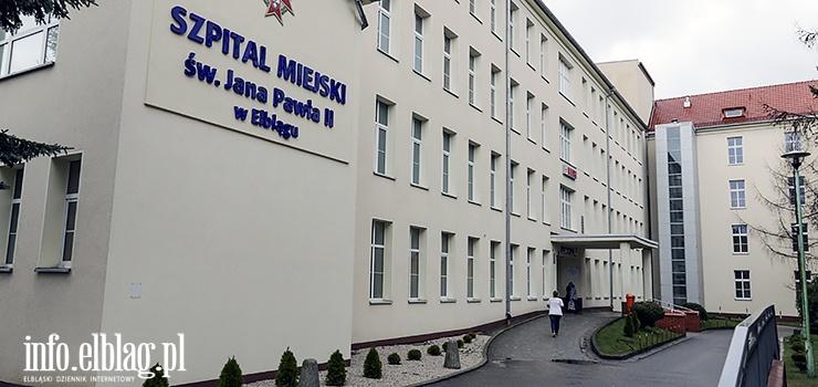 Szpital Miejski w Elblągu prosi o pomoc finansową !