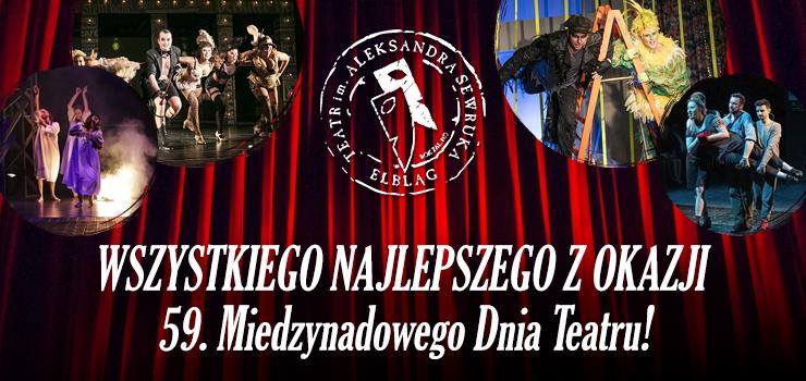 27 marca to święto wszystkich pracowników Teatru!