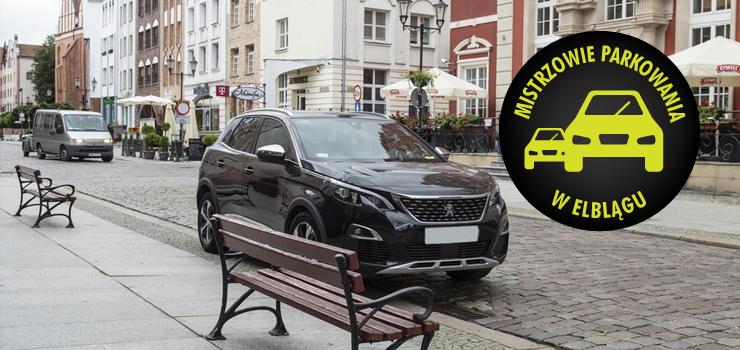 Mistrzowie parkowania w Elblągu (część 65)