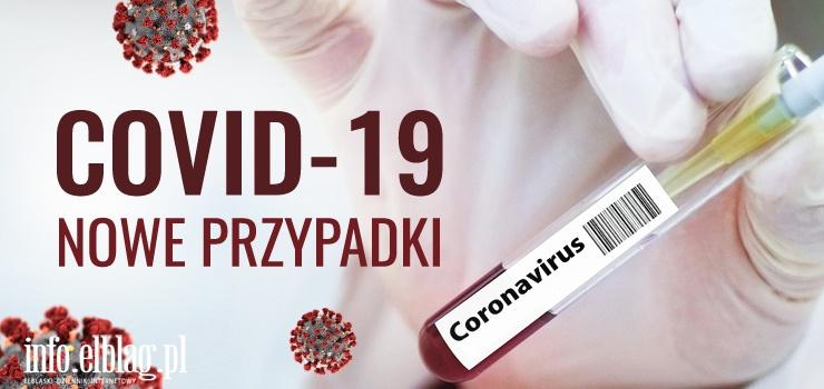 Koronawirus: W elbląskim szpitali zmarła 67-latka. 87 nowychzakażeń w regionie i rekord w kraju