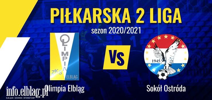 Czas na zwycięstwo. Jutro Olimpia podejmuje Sokoła Ostródę. Transmisja w TVP Sport