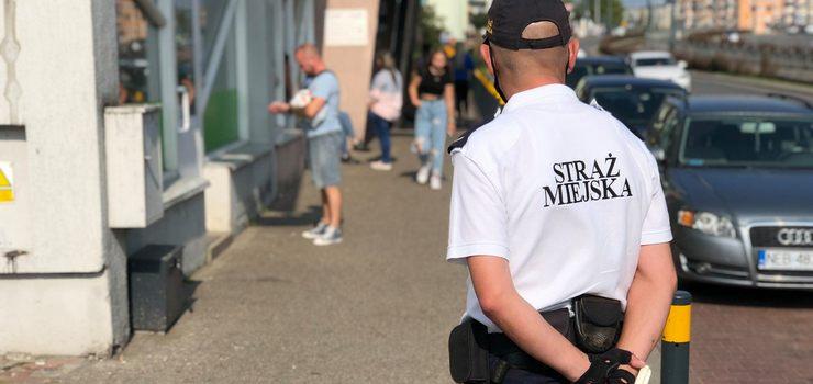 Problem z rowerzystami na ul. 12 Lutego. Zakaz niewiele dał, pomogą mandaty?