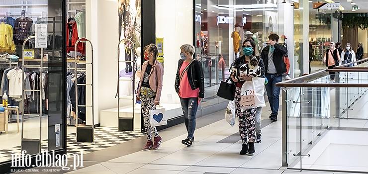 Liczba odwiedzających Centra Handlowe spada. Jak sytuacja wygląda w CH Ogrody?