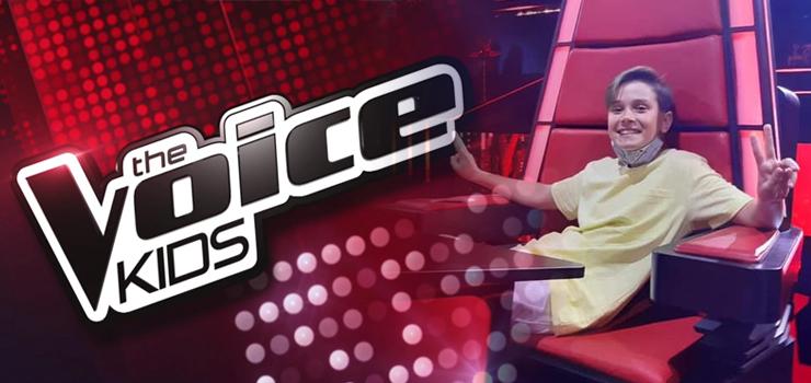 """12-letni Marceli odniósł kolejny sukces. Elblążanin wystąpił w programie """"The Voice of Kids"""""""