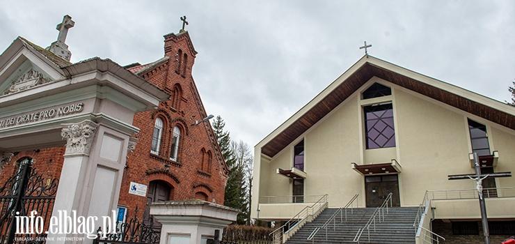 Jak wyglądają elbląskie kościoły? Zobacz Parafię Wszystkich Świętych (odc.13)