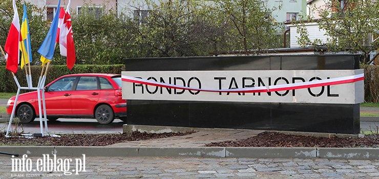 """Chcą, żeby z elbląskiego ronda zniknęła nazwa Tarnopol. """"To miasto uhonorowało mordercę Polaków"""""""