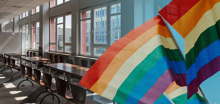 Powstaje Ranking Szkół przyjaznych LGBTQ+. Jak młodzież ocenia elbląskie szkoły?