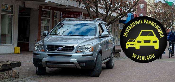 Mistrzowie parkowania w Elblągu (część 89)