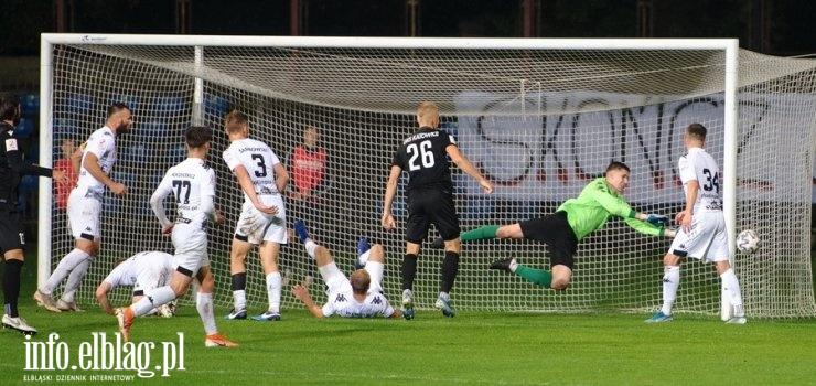 Olimpia nie sprawiła niespodzianki w Katowicach
