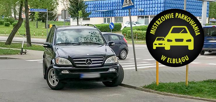 Mistrzowie parkowania w Elblągu (część 92)