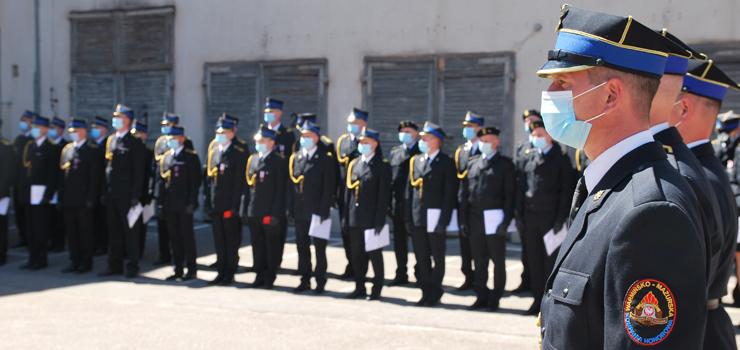 Obchody Dnia Strażaka w KM PSP w Elblągu