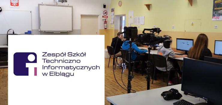 Oferta edukacyjna Zespołu Szkół Techniczno-Informatycznych w Elblągu - zobacz film