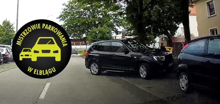 Mistrzowie parkowania w Elblągu (część 97)