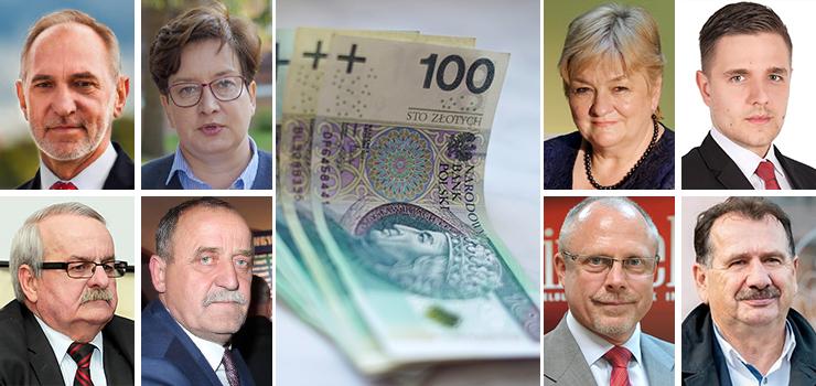 Finanse polityków ucierpiały w czasie pandemii? Przeglądamy oświadczenia majątkowe posłów
