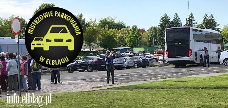 Mistrzowie parkowania w Elblągu (część 98)