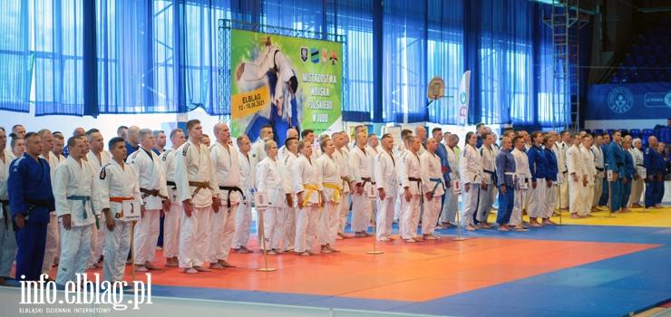 Elbląg: Żołnierze walczą... na macie. Otwarcie mistrzostw judo i dwa jubileusze
