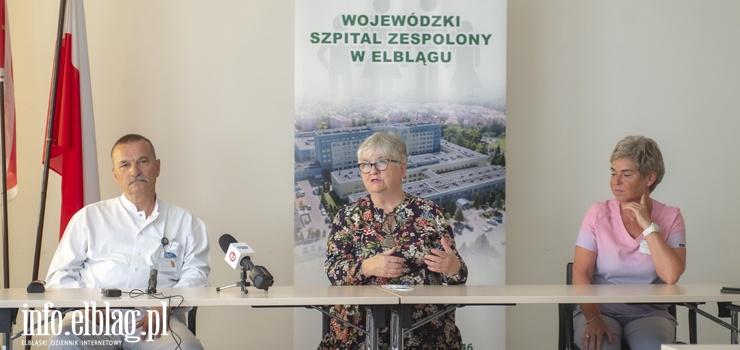 Elbląg: Oddział neurologiczny zawiesza funkcjonowanie. Pacjenci po pomoc będą musieli jechać do Gdańska