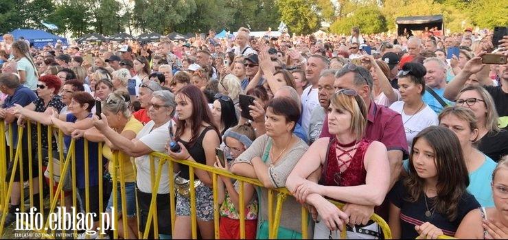 Nowa Pasłęka: koncert Zenka Martyniuka przyciągnął tłumy na Dzień Śledzia (zobacz zdjęcia)
