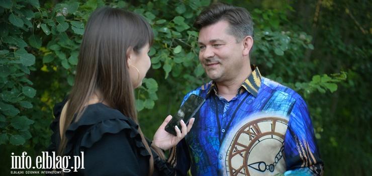 Zenek Martyniuk: Lubię przebywać i występować w Elblągu. Mam tam wielu przyjaciół