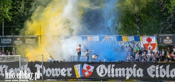 Francuski piłkarz domyka kadrę Olimpii