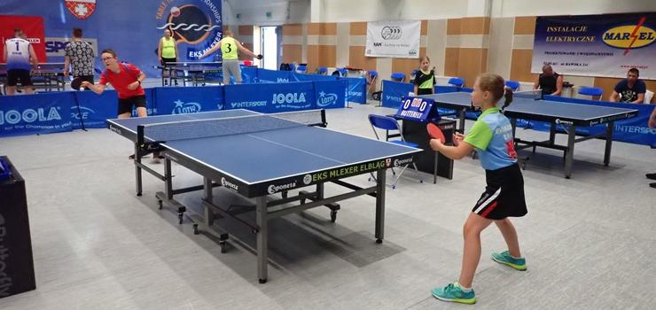 Zagraj w drugim wakacyjnym turnieju tenisa stołowego