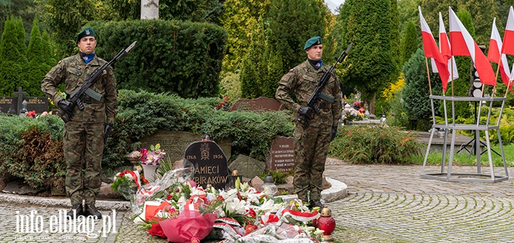 Elbląg pamięta! 82. rocznica wybuchu II wojny światowej
