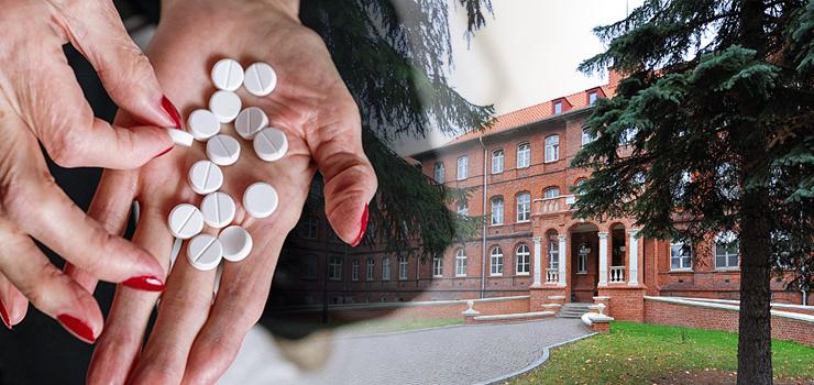 Elbląski szpital miał prowadzić badania. Pacjenci z COVID-19 dostawali amantadynę?