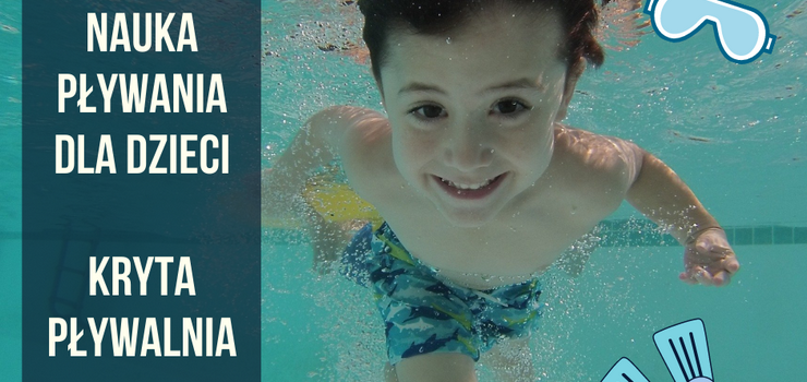 Nauka pływania z MOSiR-em