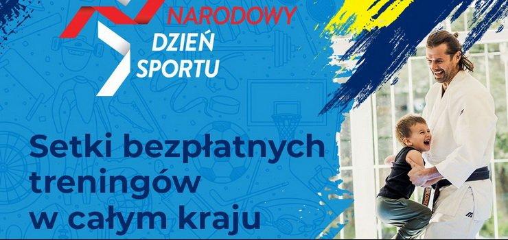 Ćwiczymy razem! Narodowy Dzień Sportu w Elblągu