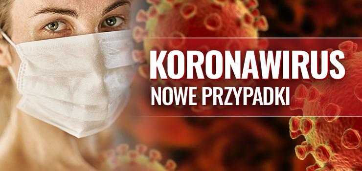 Koronawirus: Na Warmii i Mazurach prawie dwa razy więcej zakażeń niż wczoraj