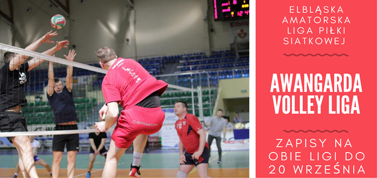Startuje piłkarska i siatkarska liga MOSiR